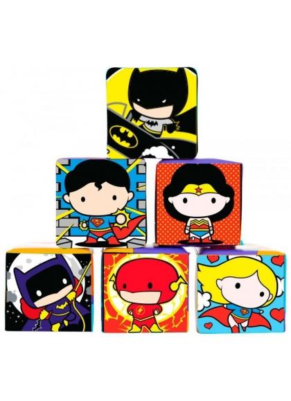 Puzle De Baño Superheroes