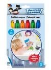 Kit Wax Bath Superheroes + Sponge