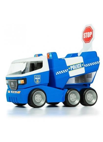 Camión Policia