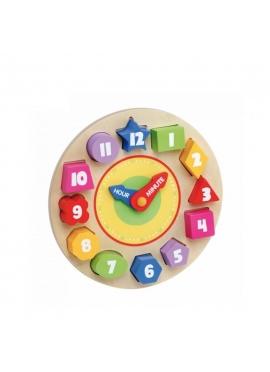 Reloj Puzzle