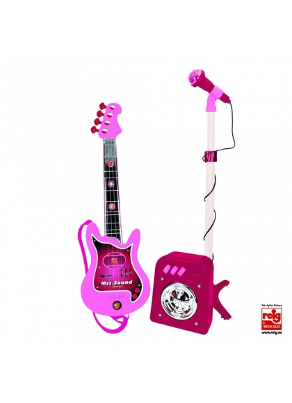 Set Flash Micro+Deflector+Guitar Girl