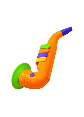 Saxofon 4 Notas 29 Cm En Estuche