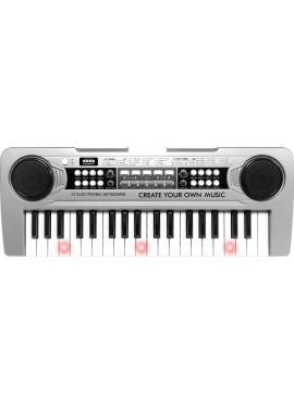 Organo 37 Teclas Con Micrófono Toma Usb Y Cable Audio Y Funcion Profesor