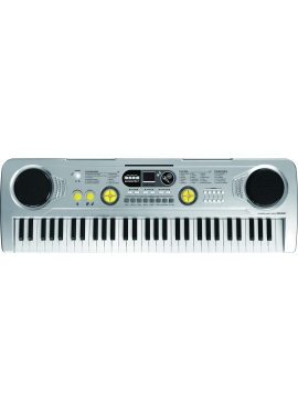 Organo 61 Teclas Con Micrófono Toma Usb Y Cable Audio Y Funcion Profesor