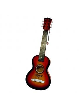 Guitarra 6 Cuerdas 59 Cm Clasica Plastico