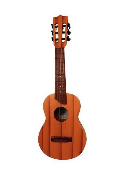 Guitarra 6 Cuerdas 68 Cm Clasica Plastico