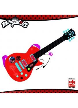 Guitarra Electronica Con Micro