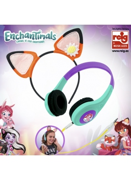 Auriculares Echantimals