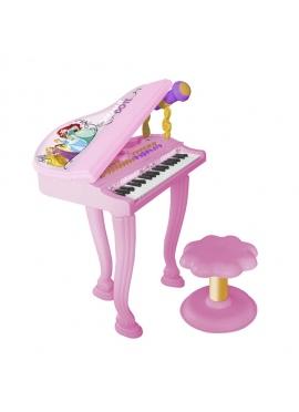 Le Piano De La File D'Attente Avec Un Oreiller