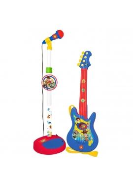 Micro Y Guitarra