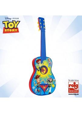 Guitarra Española Plastico En Estuche
