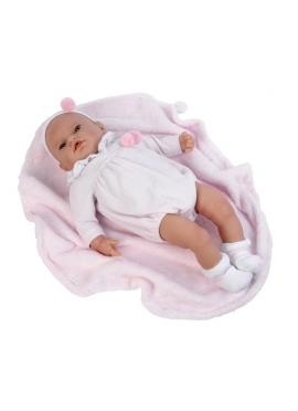 Bebé Eva de 50cm