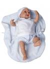 Muñecas Bebes Reborn Jesmar Recién Nacidos Bebé Alex de 50cm