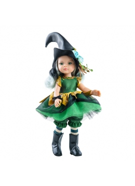 Little Witch Friend Puppe 2020 Paola Reina