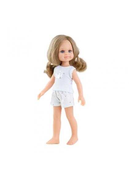 Cleo avec des pyjamas en 2020 Muñecas Paola Reina las Amigas 32 cm