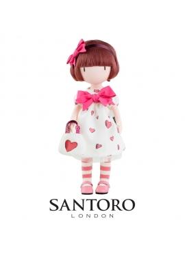 Doll Gorjuss Little Heart 2020