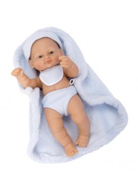 Rn New Born Baby 28 Cm Niño Manta