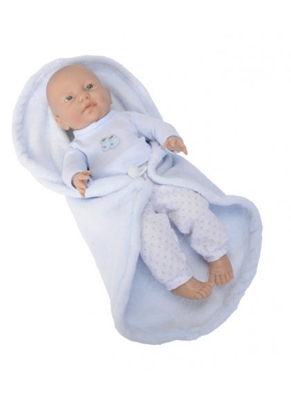 Rn New Born Baby Niño 42 cm Manta Cambiador