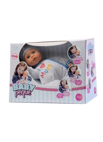 Baby Peque Risitas 38 cm
