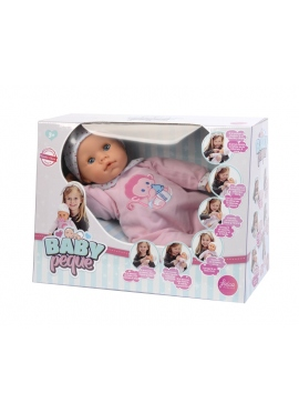 Baby Peque Interactive 7 Sounds 38 cm