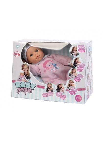 Baby Peque Interactivo 7 Sonidos 38 cm