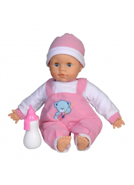 Baby Peque Gloton 38 cm