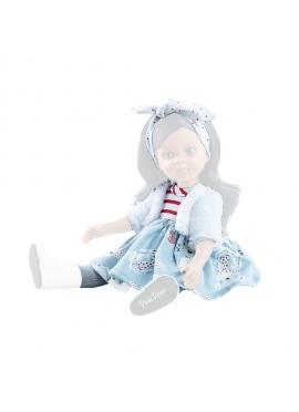 Conjunto fifties muñeca 32 cm - Las Amigas de Paola Reina