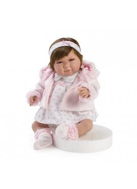 Weeping Paula With Boxed Pink Hair Jacket
