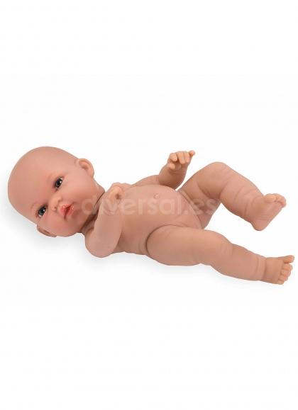 Muñecas Elegance 33 Cm Bebes sin Ropa Natal Desnudo Niña 33cm