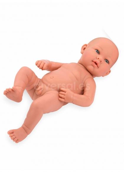 Echtes Baby (nackte Puppe)