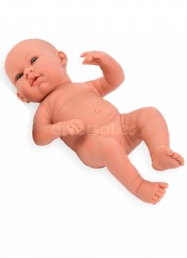Обнаженная кукла Real Baby Girl 42см