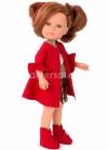 Muñecas Arias Elegance 36 Cm Elegance 36 Cm Carlota Con Conjunto Rojo