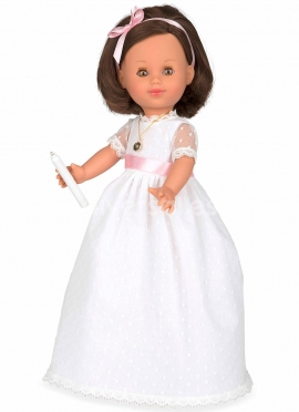 Doll please choose 42 Cm Brunette With a Mechanism (sent in April)
