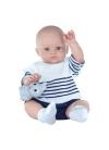 Muñecas Magic Baby MUÑECAS 47 CM Arthur Con Jersey De Punto