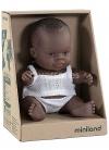 Africains les filles, dans un carton