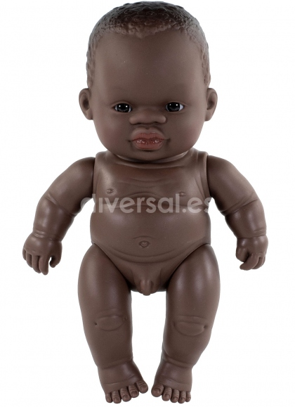 Baby African Child