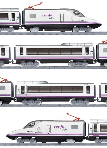 Tren Ave Alta Velocidad