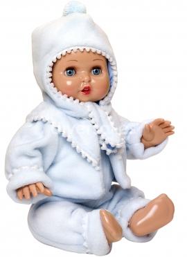НАБОР JUANIN BABY BLUE POLAR