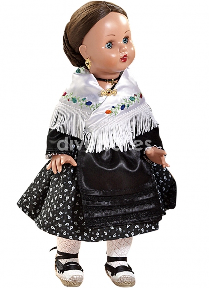 Mariquita Perez Aragon Black