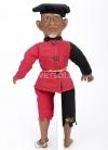 Muñecas Elfos de Pep Catalá Santería Elfo Elegguá 40 cm