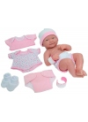 A NEWBORN DOLL NURSERY PINK