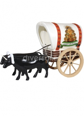 SMALL COW CART