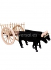 LARGE COW CART