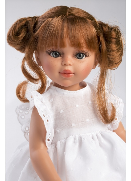 Sabrina Redhead White Dress