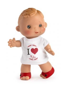 Dani Camiseta Corazón