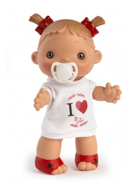 Daniela Camiseta Corazón