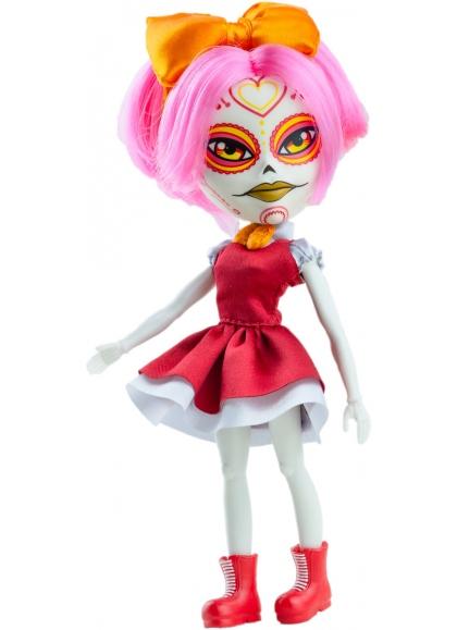 Catrina Pinky 16 cm Muñecas Paola Reina Mini Catrinas 16 cm