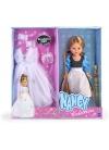 Nancy Collection Trousseau Cinderella 43 cm