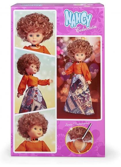 Nancy Colección Reedición Tusset 1975
