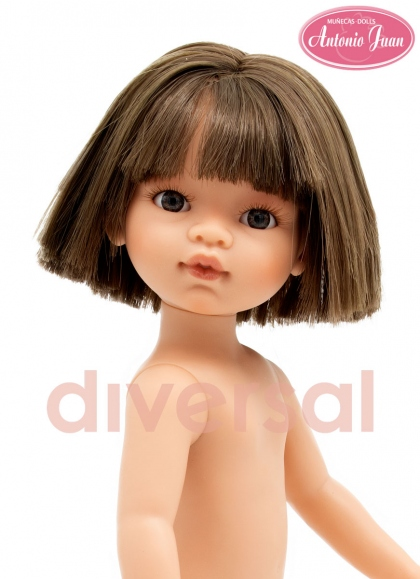 Emily Brunette French Hair 33 cm Special Edition